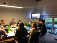C1 training activity in Burgh-Haamstede
